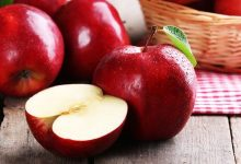 The benefits of apples for the health of the human body
